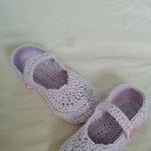 Туфельки на первый шаг