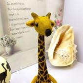 Жираф Шоколадный Тод