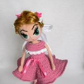 Кукла амигуруми Милена