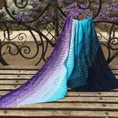 Бактус шаль платок