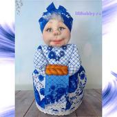 Кукла Баба на чайник грелка