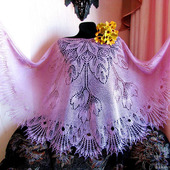 фото: купить шаль в подарок
