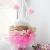 Кукла интерьерная Букашечка