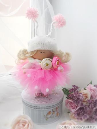 Кукла интерьерная Букашечка ручной работы на заказ