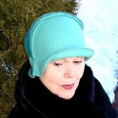 """Шляпа """"Весеннее настроение"""""""