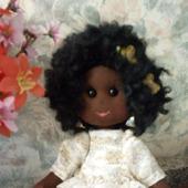 Куколка негритянка