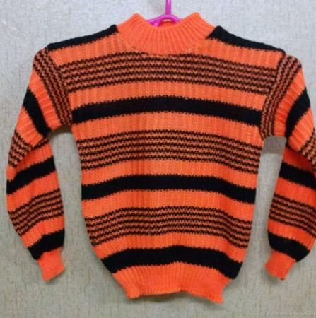 Вязаные свитеры для девочек и мальчиков ручной работы на заказ