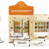 """Деревянная игрушка """"Supermarket"""""""