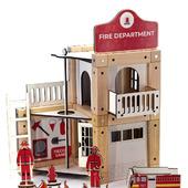 """Эко-конструктор на магнитах """"Fire department"""""""