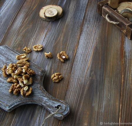 Фотофон из дерева ручной работы на заказ