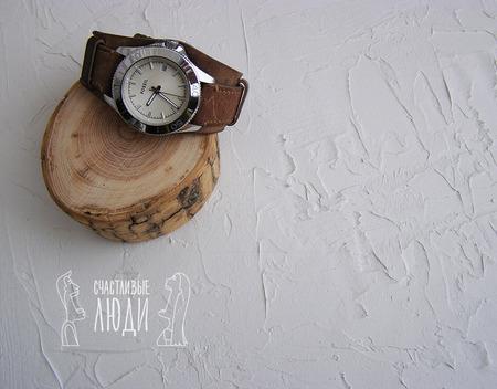 Фотофон из бетона ручной работы на заказ