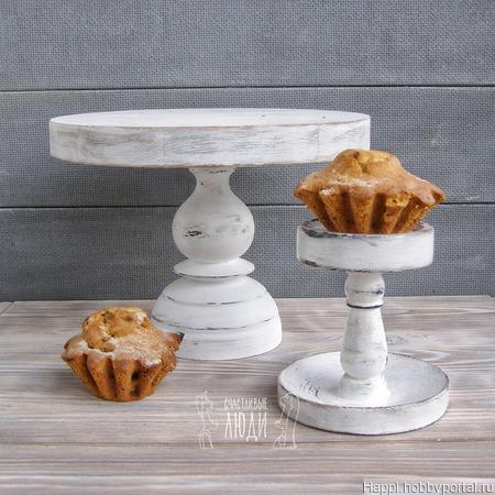 Подставка для торта ручной работы на заказ