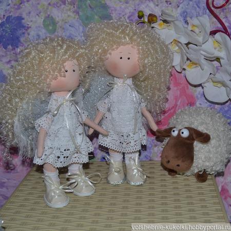 Инерерные куколки ручной работы на заказ