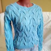Вязаный свитер ручной работы в Ульяновске