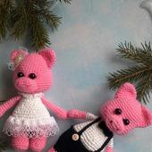 Свинки Леди и Джентльмен