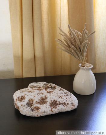 Морской камень большой  для декора фотосессий ручной работы на заказ