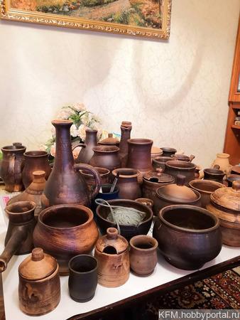 Керамические изделия ручной работы на заказ