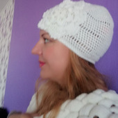 Летняя шапочка 2