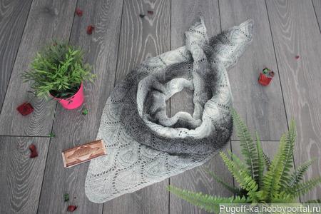 Бактус с градиентом ручной работы на заказ