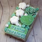 Подарочный набор из мыла ручной работы