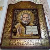 Икона Николай-Чудотворец
