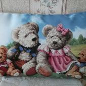 фото: подушка декоративная
