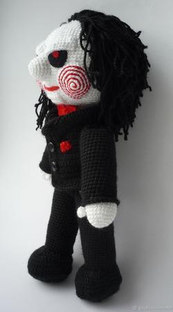 Кукла Билли ручной работы на заказ