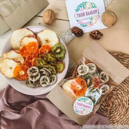 Домашняя пастила и фруктовые чипсы ручной работы на заказ