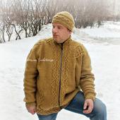 """Мужская куртка """"Легенда о Василиске"""""""