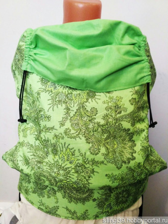Эрго-рюкзак ручной работы на заказ