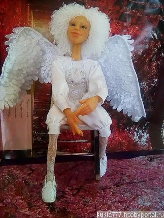 Ангел ручной работы на заказ