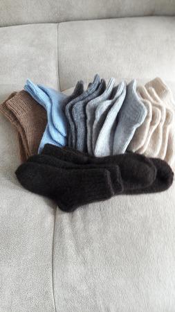 Детские вязаные носочки ручной работы на заказ