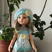 Комплект для куклы Паола 32 см