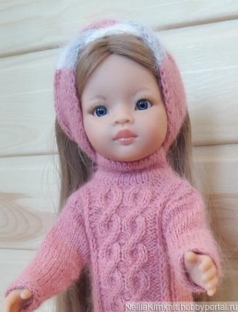 Комплект одежды для кукол Паола Рейна ручной работы на заказ