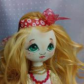 Куколка в стиле Тильда