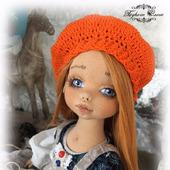 Коллекционная авторская кукла