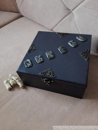 Органайзер для магических ритуалов ручной работы на заказ