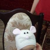 Шапочка мышонок