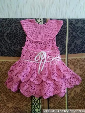 Детское платье юбка, шляпка, повязка на голову ручной работы на заказ