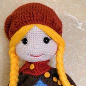 Интерьерная кукла Софи
