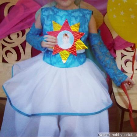 Выпускное платье ручной работы на заказ
