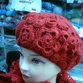 фото: шапка теплая