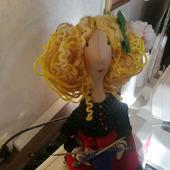 Кукла интерьерная в подарок