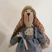 Интерьерная кукла Зайчиха