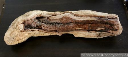 Дерево морское дрифтвуд арт-объект 14 ручной работы на заказ