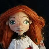 """Кукла интерьерная """"Подружка"""""""