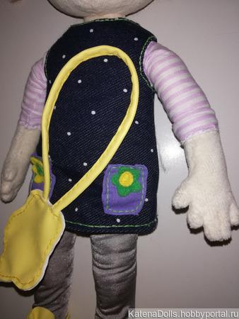 Кукла Консуни ручной работы на заказ