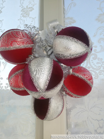 Подарки к Новому году ручной работы на заказ
