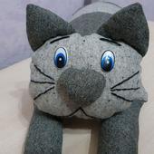 Подушка игрушка Кот