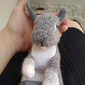 Кролик для объятий